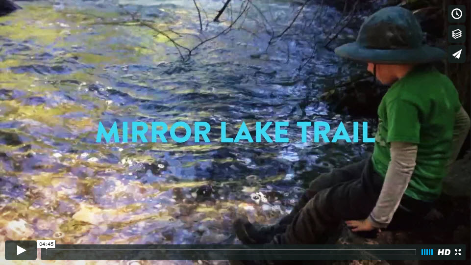 Mirror Lake Trail